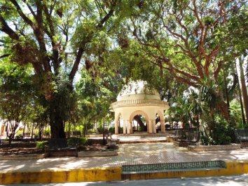 Ein sehr schöner Parque Central