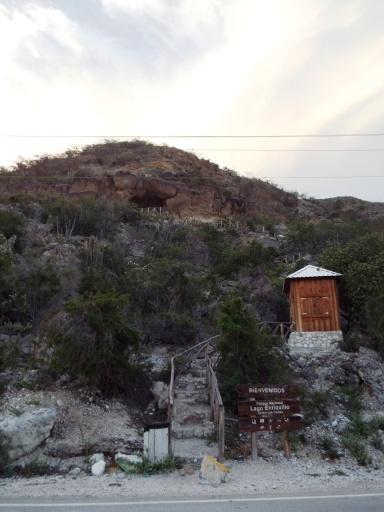 "Aussichtspunkt ""Las Caritas"""