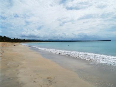 Costa Esmeralda (Smaragdküste) mit Playa Limón