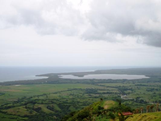 Blick zur Laguna Redonda
