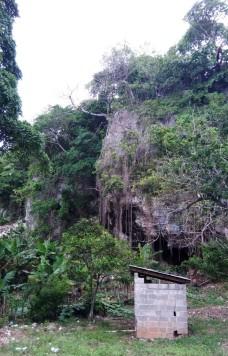 Pilgerstätte Santuario Virgen de la Piedra bei Cabrera