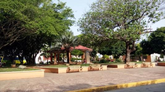 Parque Central von Cabrera