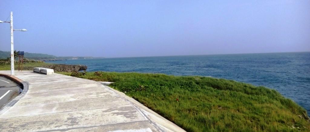 Blick zum Cabo Francés