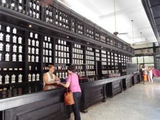 Historische Apotheke in der Altstadt