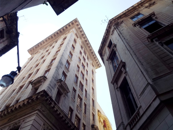 Wolkenkratzer à la Cubana
