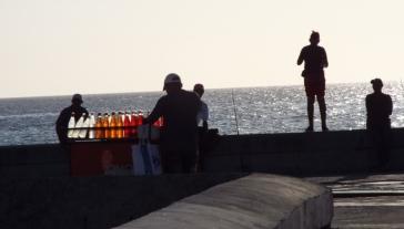 Abendstimmung am Malecón