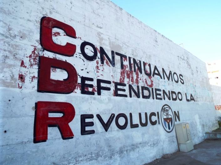 Wir verteidigen weiterhin die Revolution!
