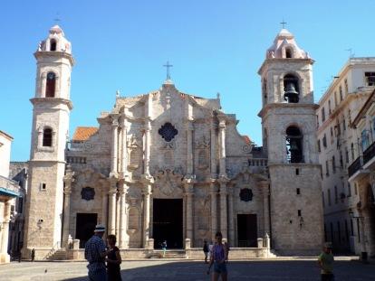 San-Cristóbal-Kathedrale