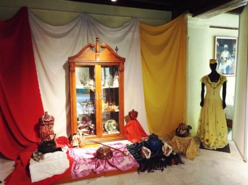 Ausstellung über afrokubanische Traditionen