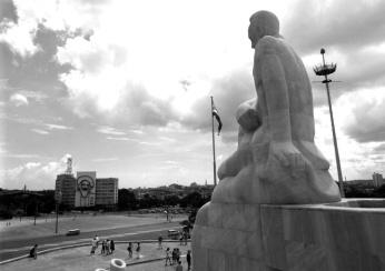 José-Martí-Statue