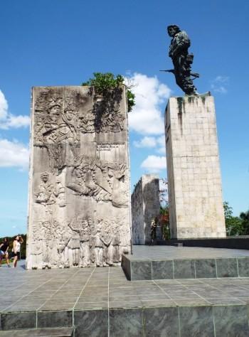 Che-Guevara-Denkmal und -Mausoleum in Santa Clara