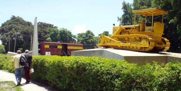 Monumento al Tren Blindado (Denkmal des gepanzerten Zugs)