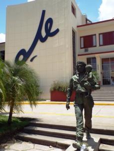 Ein weiteres Che-Denkmal