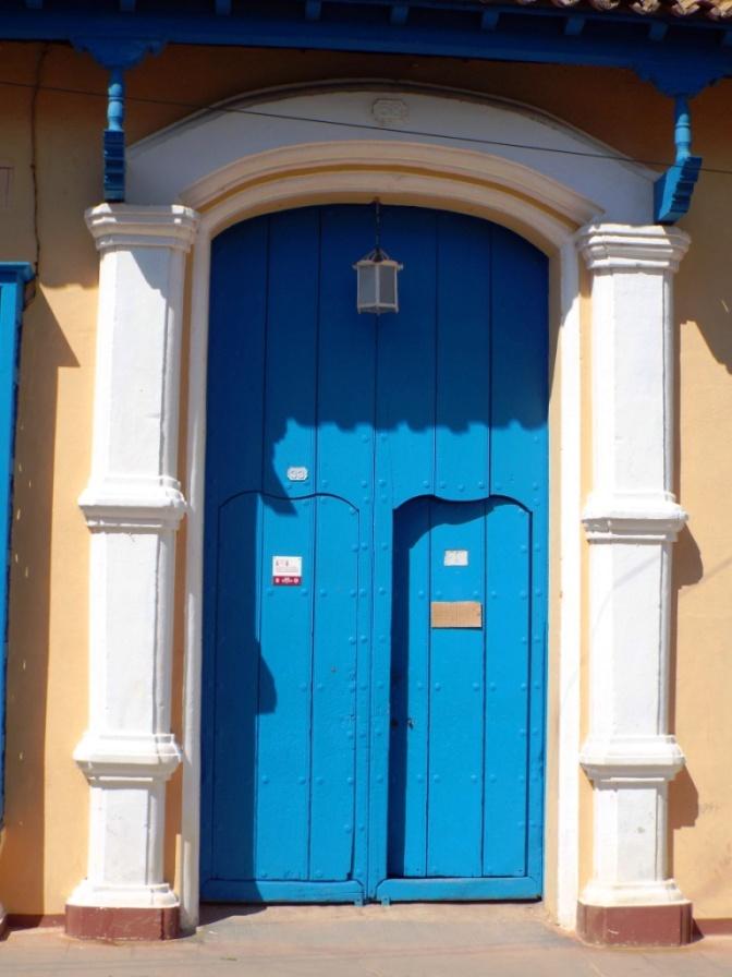 Typische Tür