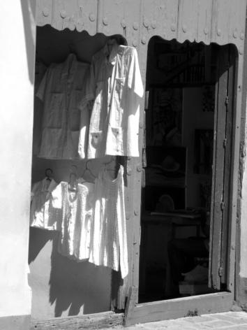 Verkauf der Guayabera-Leinenhemden