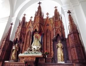 Altar der Kirche der Heiligen Dreifaltigkeit