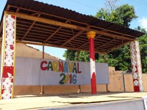 Karnevalsüberrest