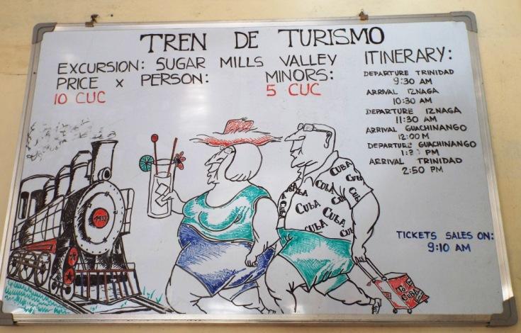 Touri-Tour ins Valle de los Ingenios