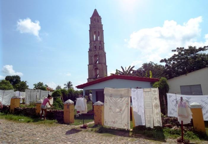 "Torre de Iznaga, der ""Sklaventurm"""