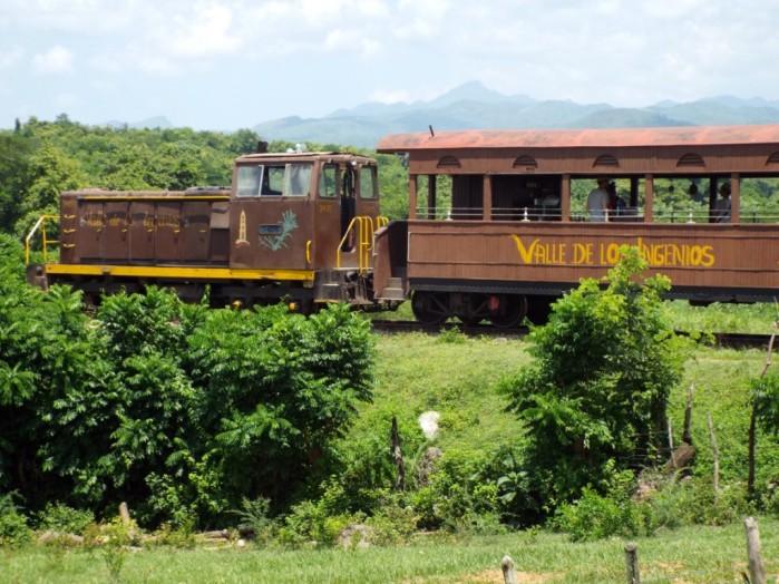 Der urige und urugayische Zug