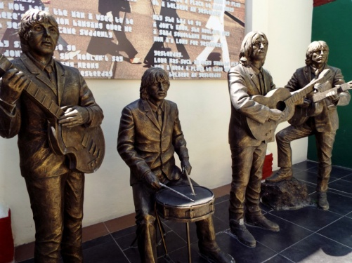 The Beatles - auch in Trinidad!