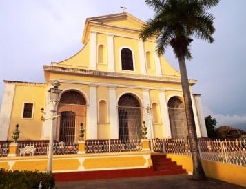 Trinidads Hauptkirche am Plaza Mayor