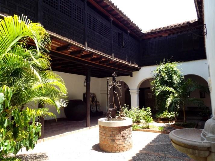 Im Casa de Don Diego Velázquez, dem ältesten Haus Kubas