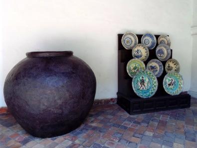 Tinajón (Tontopf) & Keramik
