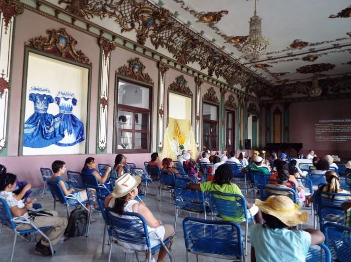 Vortrag im Rahmen der Fiesta del Fuego