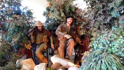 Che & Cienfuegos im Dschungel - Ausstellung im Revolutionsmuseum