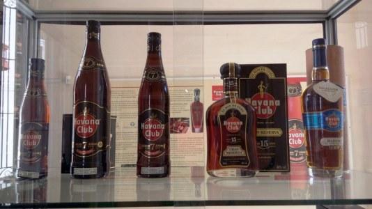 Im Rum-Museum - natürlich durfte die Kostprobe nicht fehlen!