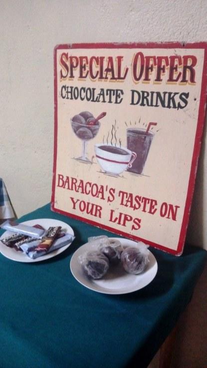 Kakaostadt Baracoa