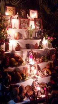 Santería-Altar