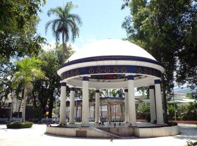 Parque Central in Bonao