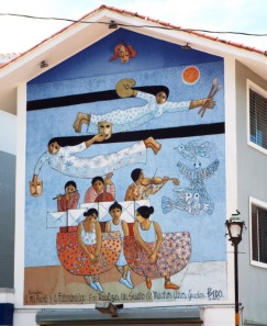 Fassade de Cándido-Bido-Museums in Bonao (1)