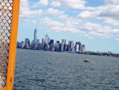 Tschüß, Manhattan!