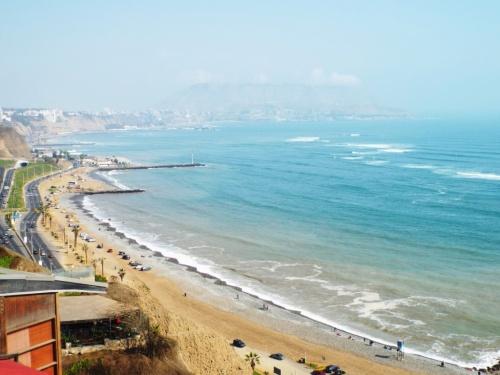 Küste vor Miraflores