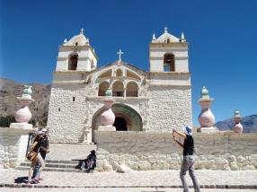 Kirche von Maca