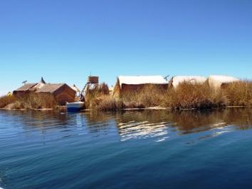 Die Uros-Inseln