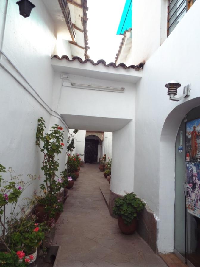 Unser Gästehaus in Cuzco