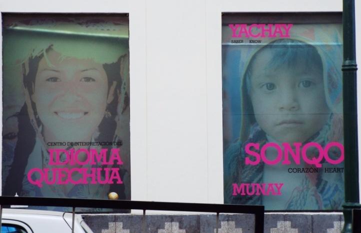 Quechua-Sprachkurs gefällig?