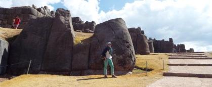 Bis zu 300 t (!) schwere Steine