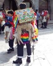 Komparsenauftritte zur Feier des Señor de Qoyllurity