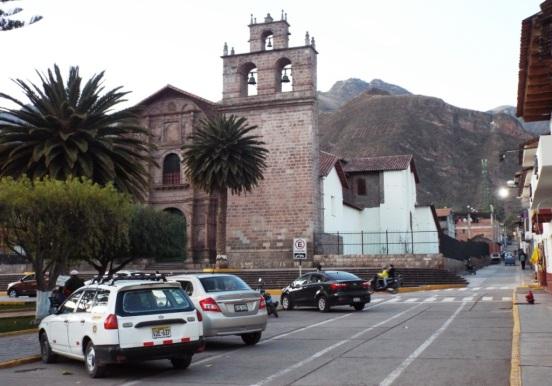 Kirche von Urubamba