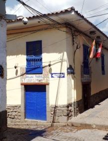 Auf ins Künstlerviertel San Blas