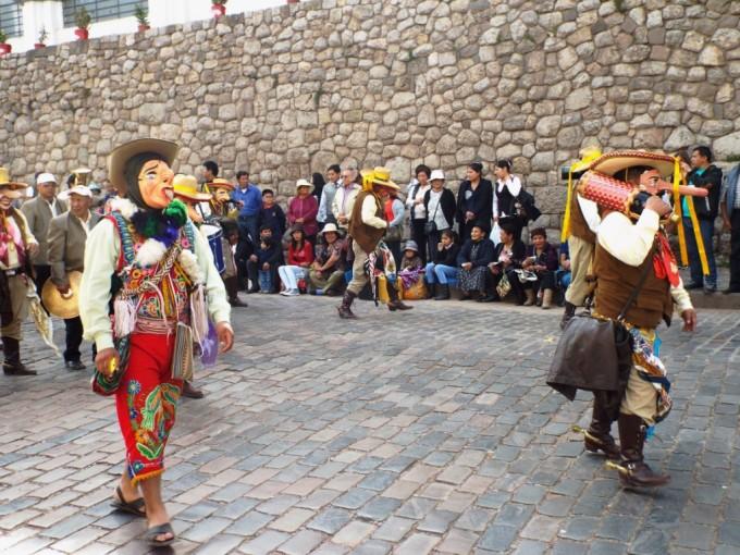 Patronatsfeier für die Virgen de la Natividad