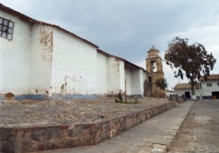 Kirche von Quinua
