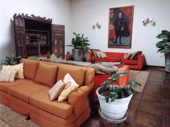 Spanisches Interieur