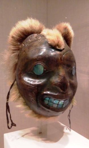 Inuit-Maske