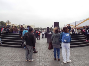 Tanzeinlage mit Peruanischem Walzer